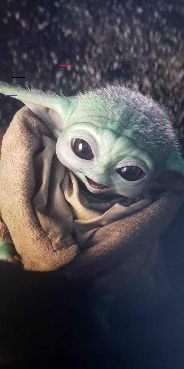 Baby Yoda In 2020 Yoda Wallpaper Star Wars Art Star Wars Pictures