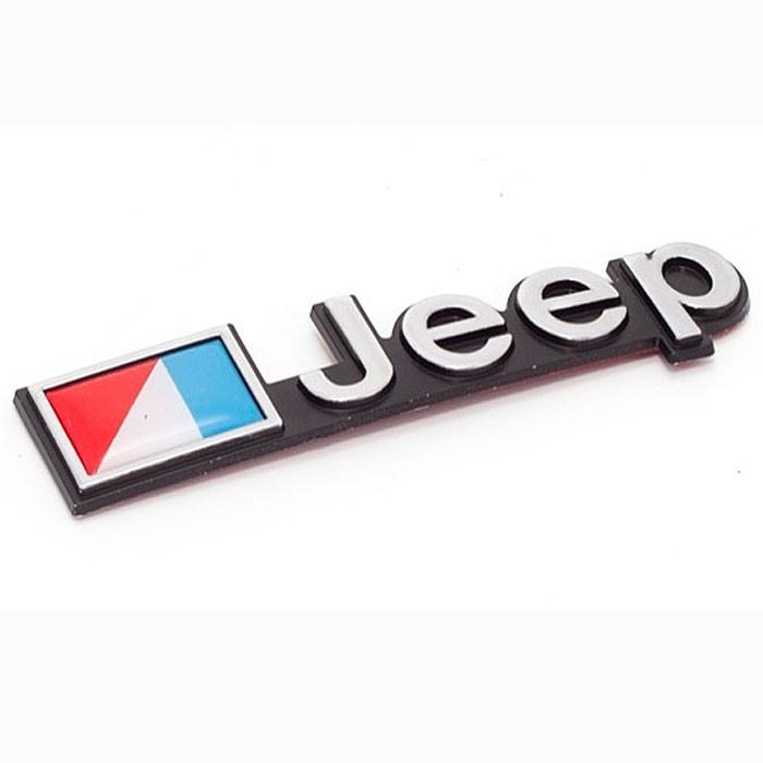 MOPAR Jeep AMC Flag Emblem