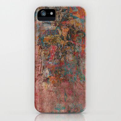 Elegante Signora in un Giorno Piovoso iPhone & iPod Case by Fernando Vieira
