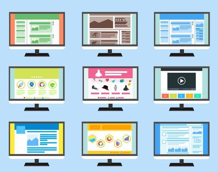 Web design siti più belli graficamente Sito web, Web