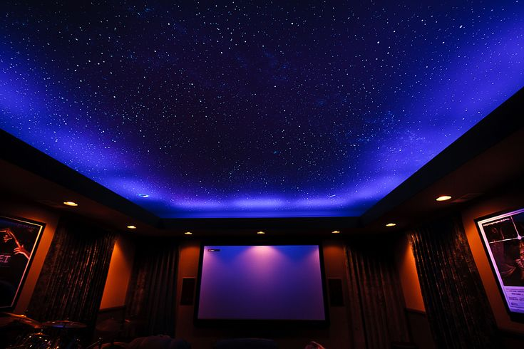 звездный потолок в комнате - Поиск в Google