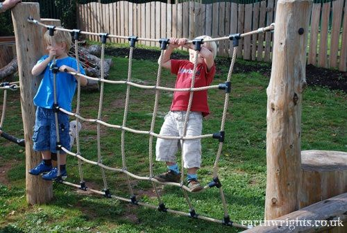 Inspired by nature | 1 in 2019 | Backyard playground, Diy ...