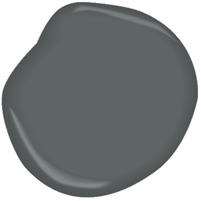 Bracken slate cw 690 williamsburg color collection for Benjamin moore slate grey