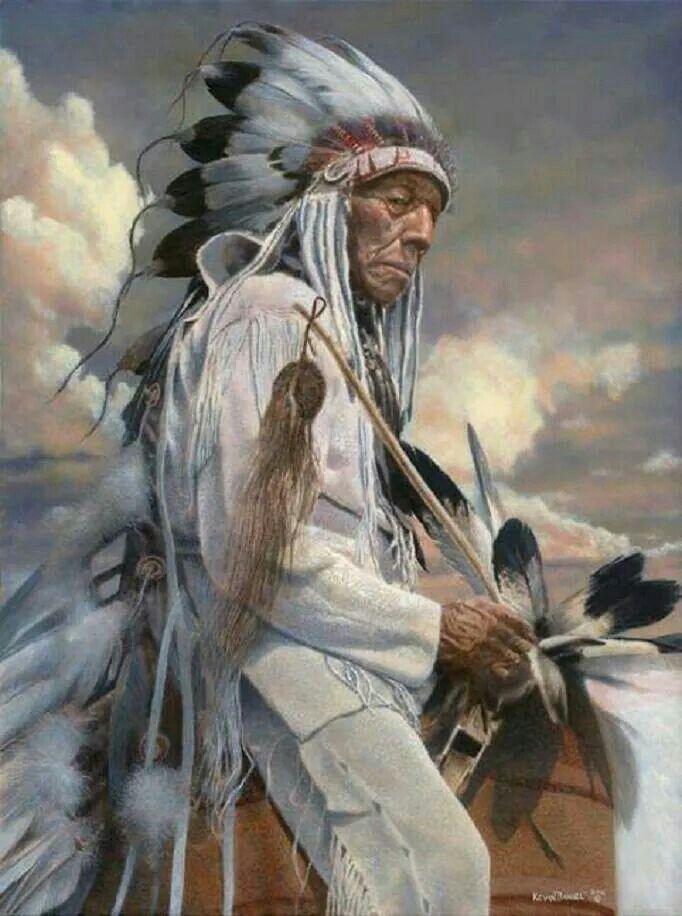 Cheyenne Indian Dog Soldier