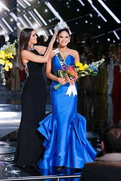 Miss Universe 2015 .. Miss Philippines