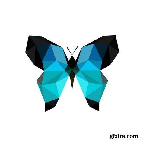 polygonal animals - Google Search