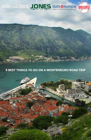 9 Best Things to do on a Montenegro Road Trip