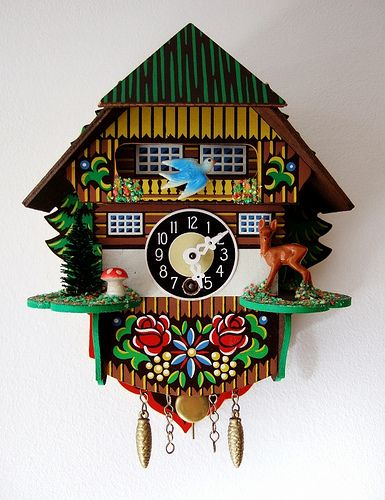 Cuckoo clock ebay woodworking projects plans - Cuckoo clock plans ...