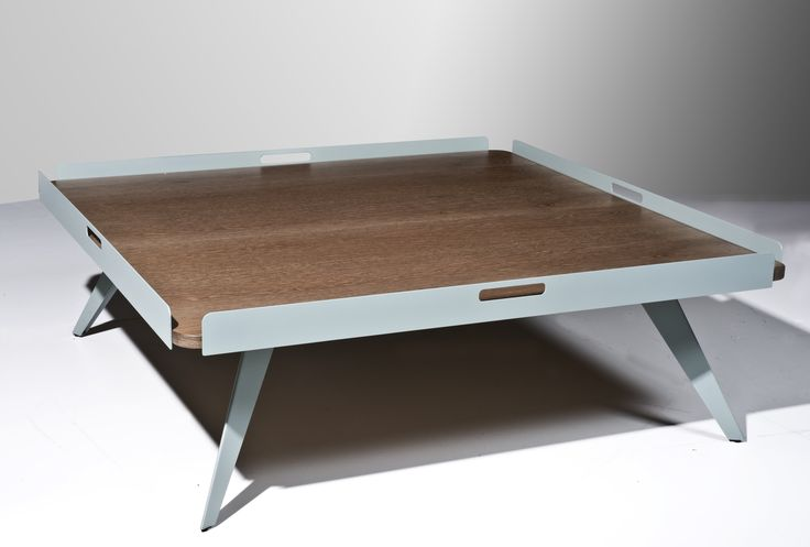 Coffee Table ANELO 110*110 design by Manolis Giannouladis for #furnitureunico