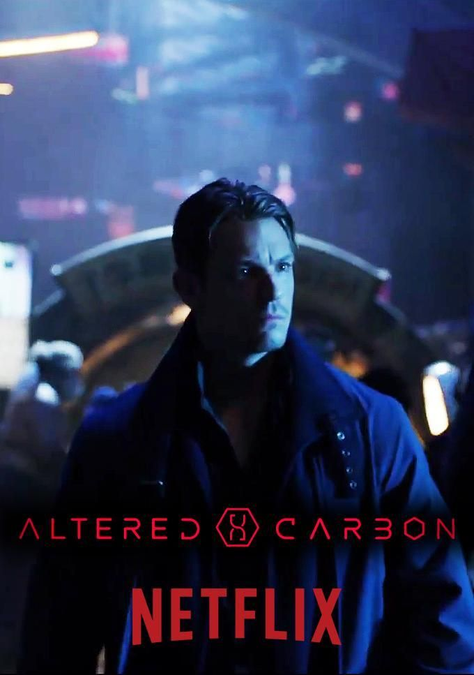 Altered Carbon Altered Carbon Carbon Tv Most Popular Tv Shows