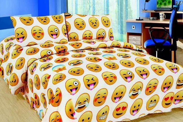 Emoji säng