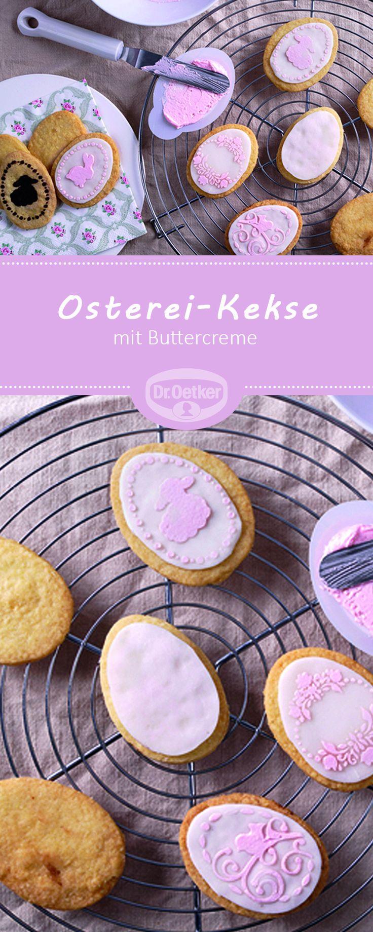 rezept kekse zum ausstechen ostern hausrezepte von. Black Bedroom Furniture Sets. Home Design Ideas