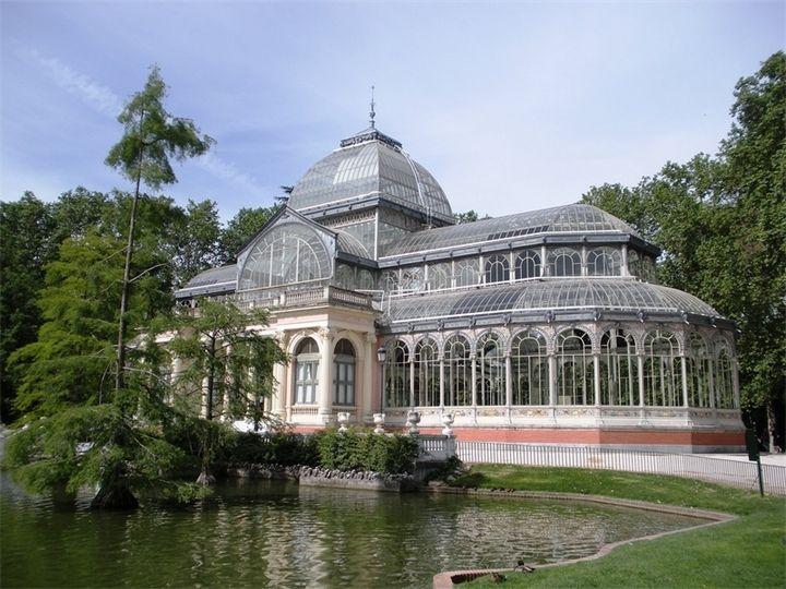 джозеф пакстон - хрустальный дворец