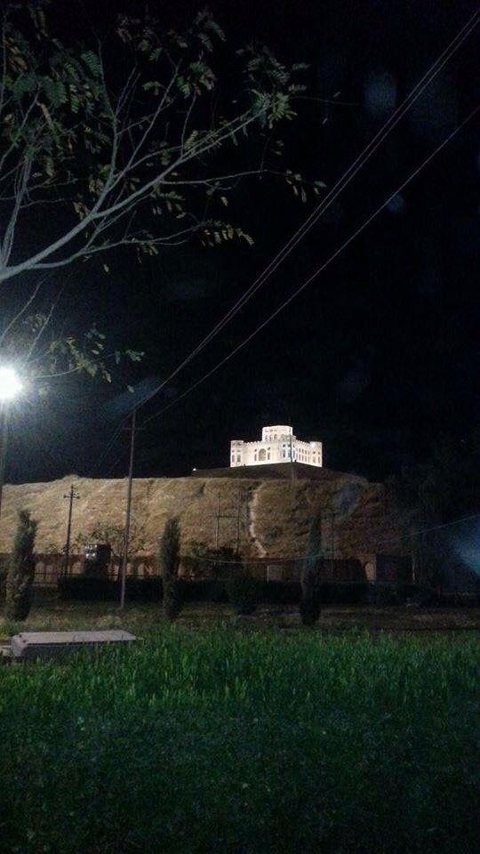 قلعة شيروانة في كلار ..
