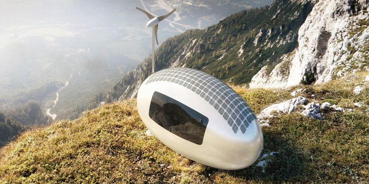 If you've ever wished you could post up on a mountaintop forever, then meet your new home.