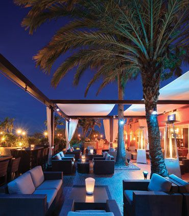 Marbella Beach Resort Chill Bar