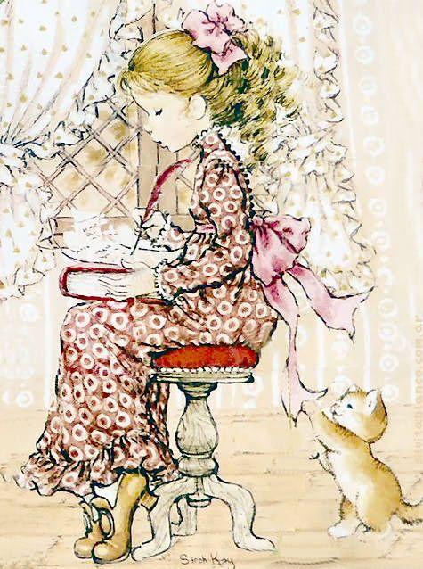 Una de mis ilustradoras favoritas y que me acompaña desde la infancia