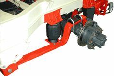 Sprinter Air Ride Suspension System by Glide Rite