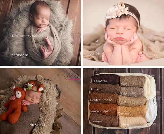 Newborn wrapnewborn photo propbaby wrapneutral newborn wrapphoto prop