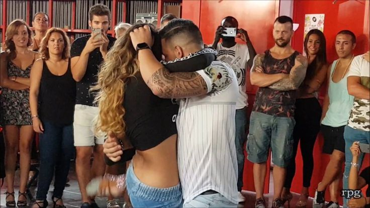 Daniel y Desiree - Yo no se Mañana Dj Khalid @ The One Paradise Mallorca 2017 - YouTube