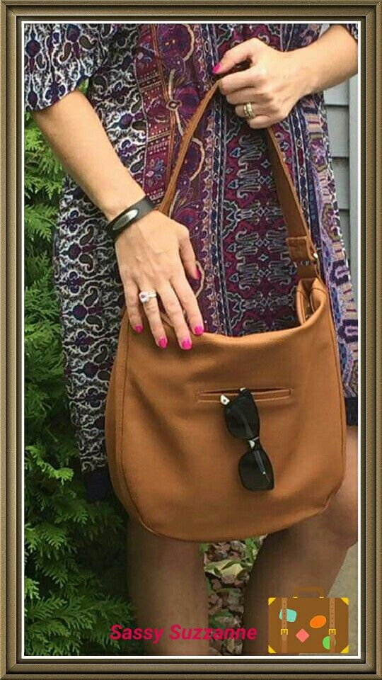 Everyone loves Thirty-One's new Hobo bag!
