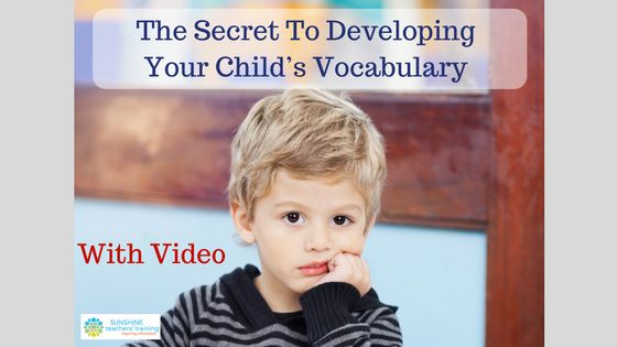 Did you know that children in Montessori schools have far better vocabulary than in other schools? There is a very good reason for it and here is the secret… Maria Montessori has devised a powerful…