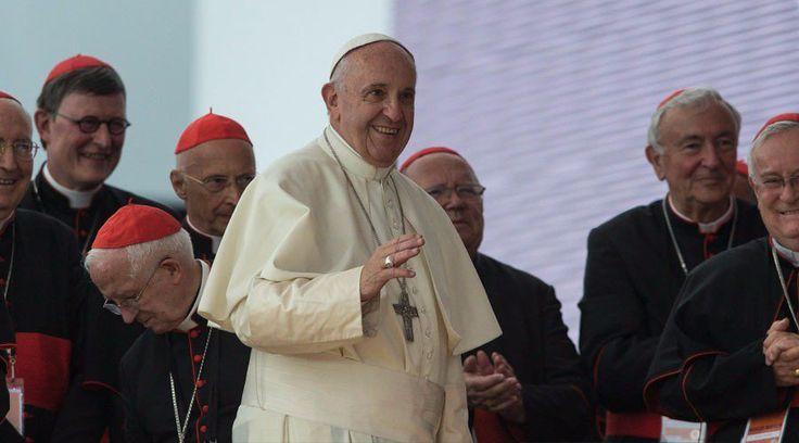 """¿Estrés? El Papa Francisco comparte su """"secreto"""" para hacerle frente"""