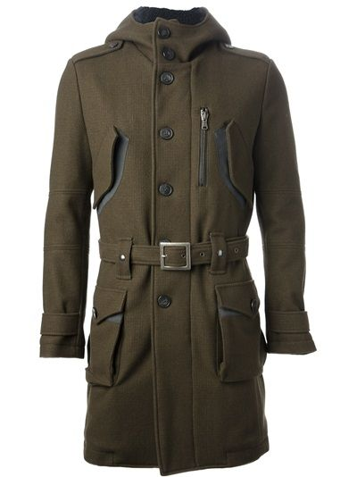 ILLOGIQUE - military coat 7