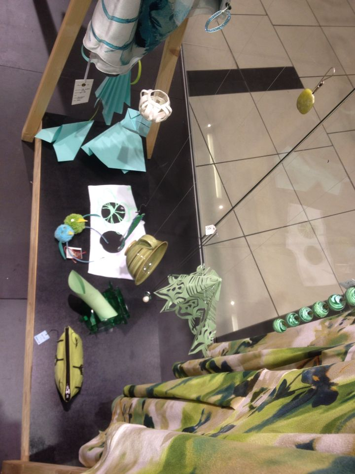 Fields Designstore window