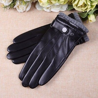 best gardening gloves. WARMEN Texting Touchscreen Winter Gloves, Men Best Gardening Gloves