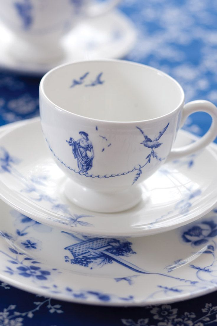 444 best blue and white images on Pinterest | Blue and white ...
