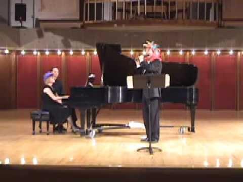 """La Merle Blanc"" by Eugene Damare; Jean-Louis Beaumadier, piccolo"