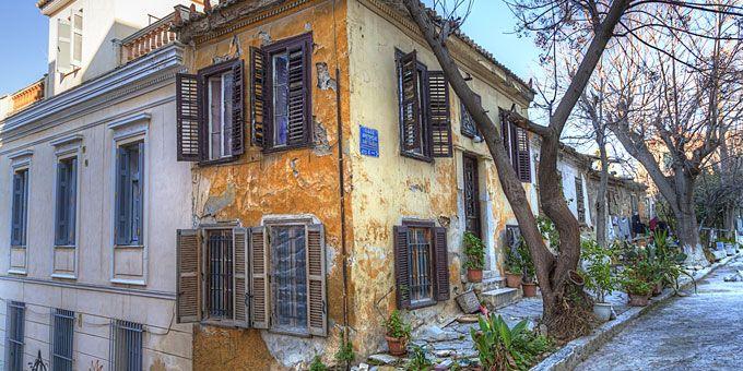 Έξοδος | Οι αγαπημένες μας αθηναϊκές γειτονιές