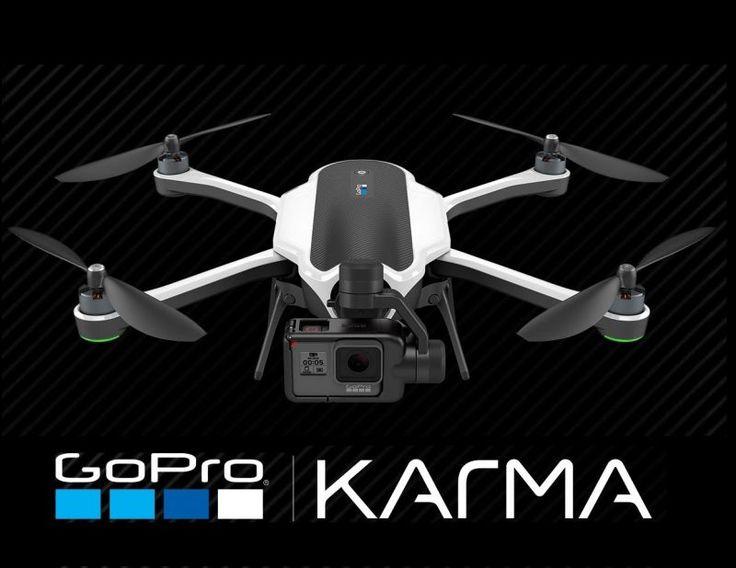 Je vous propose en location:- drone GoPro Karma- stabilisateur GoPro Grip- caméra GoPro Hero 5- télécommande- batteries- sac de transport- hélices (et hélices de rechange)- accessoires de recharge et de protectionPossibilité que je vienne filmer votre événement directement ! (contactez-moi pour discuter de votre projet)Également disponible en location:caméra GoPro Hero 5, stabilisateur motorisé Feiyu G5, appareil photo reflex Nikon D5500,  objectif zoom Nikon 70-300mm stabilisé, drone DJI…