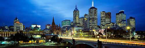 Melbourne in Motion