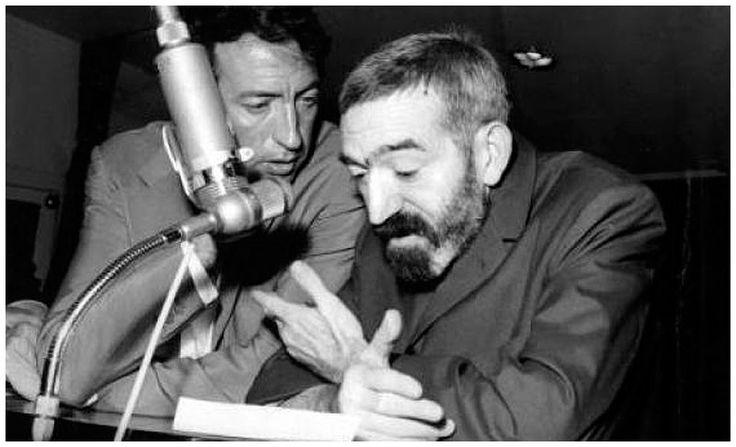 Alberto Oliveras y Vicente Ferrer en una fotografía del año 1965  www.rafaelcastillejo.com