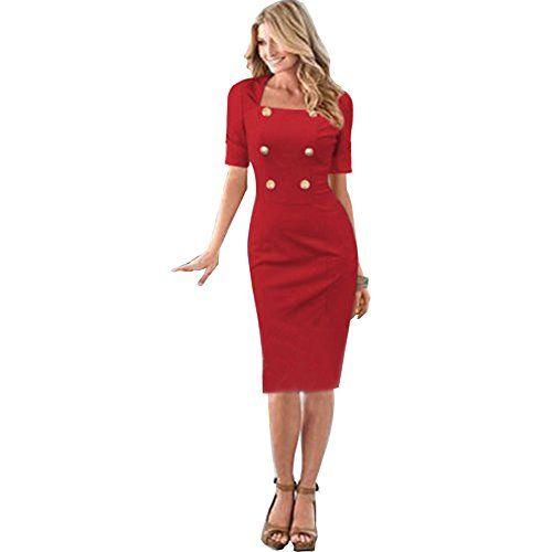 Janecrafts, Femme élégante avec une robe rouge