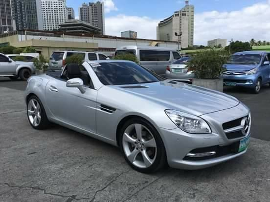 Be Ready to Test Drive a Convertible New Body 2013 Mercedes-Benz SLK 200 #SportsCarForSale and Bank Finance OK Call 09175287233 for more info or click image for Price #autotradephils #slk200 #mercedesbenz  #mercedes  #benz  #mbsocialcar  #g63  #4matic  SHARE, LOVE or LIKE the Post ...Thank You