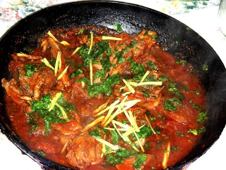Chicken balti pathia recipe