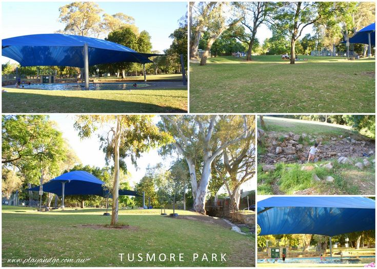 Tusmore Park | Paddling Pool & More | Review | Play and Go