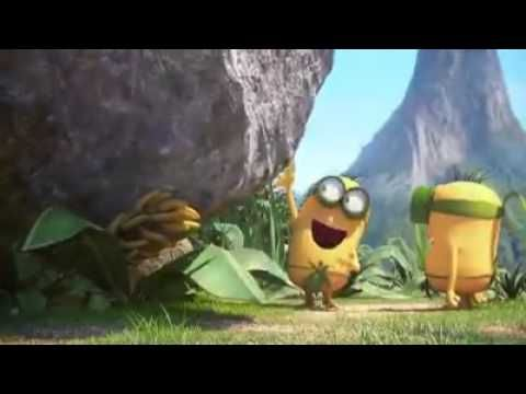 Queen - Under Pressure Minions Trailer 1 (2015) song cancion soundtrack - YouTube