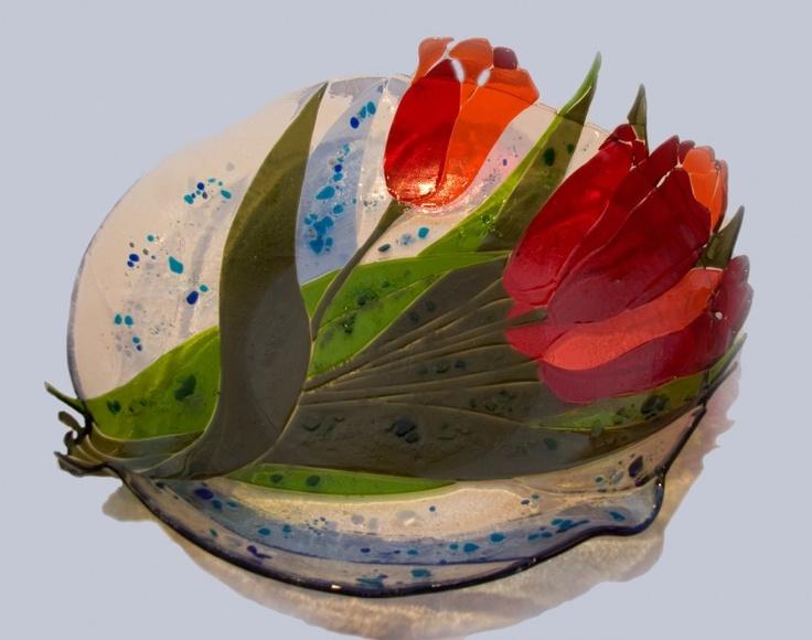 Large Tulip Bowl