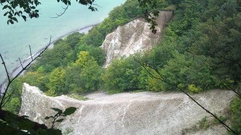 Kreidefelsen Insel Ruegen