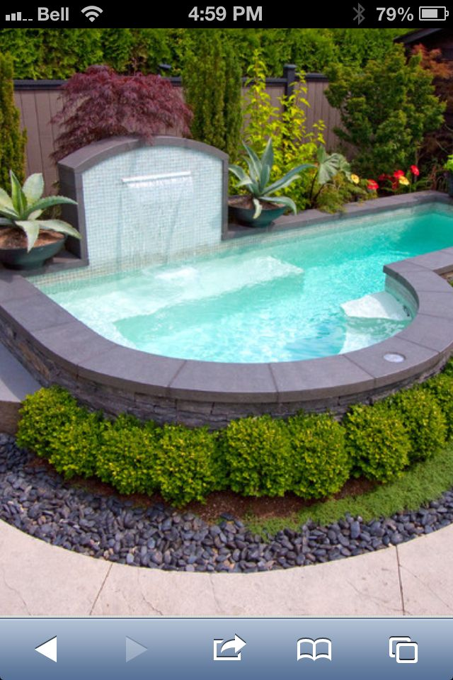 29 Best Images About Plunge Pools On Pinterest Luxury