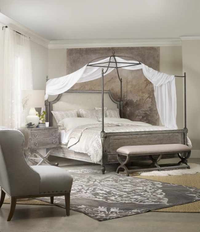 124 best images about upholstered headboards and beds on for Masculine headboards