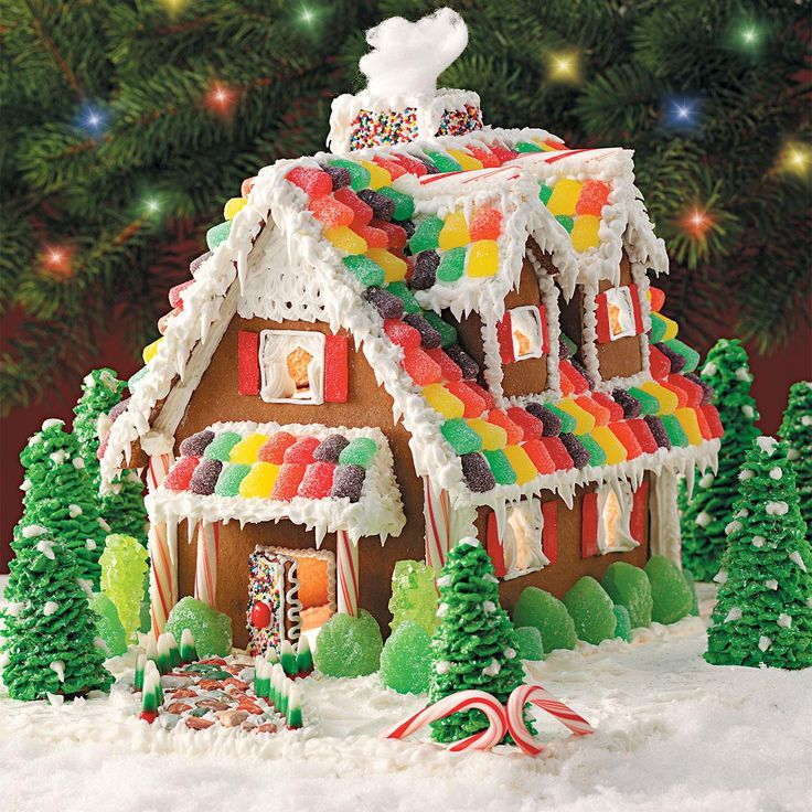 Best ideas about candy house on pinterest gingerbread