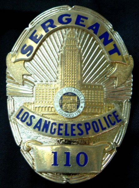 31 Awesome lapd police badges images
