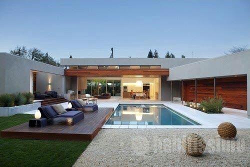 casas terreas modernas - Pesquisa Google