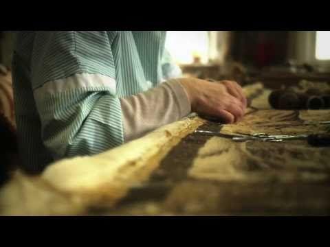 La Tapisserie d'Aubusson / Felletin dans la Creuse  #tapestryweaving #tapestry