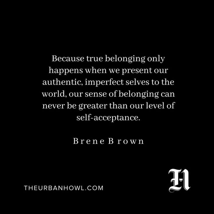 The world loves your most authentic, messy you. We he{art} @brenebrown . . . #wakeupanddream #theurbanhowl #brenebrown #youarethemagic